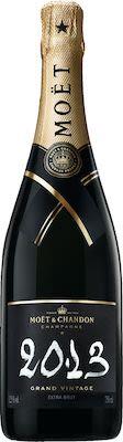 2013 Moët & Chandon Grand Vintage 75 cl. - Alc. 12.5% Vol. In gift box.