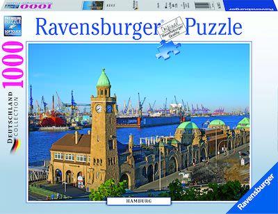 Ravensburger Hamburg Puzzle