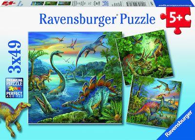 Ravensburger Dinosaur Fascination Puzzle