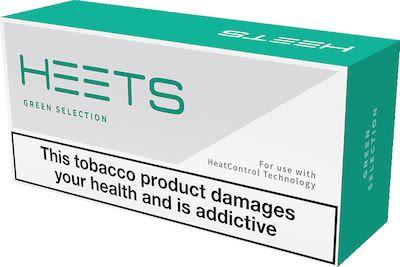 Heets Green 200 pcs