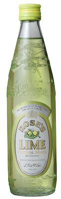 Rose's Lime Drink Mixer 57 cl.