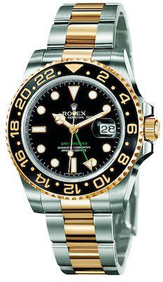 Rolex Gent's GMT Master II