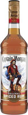 Captain Morgan Spiced Gold 100 cl. - Alc. 35% Vol.