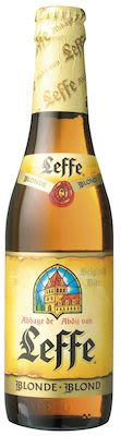 Leffe Blond 24x33 cl. btls. - Alc. 6.6% Vol.