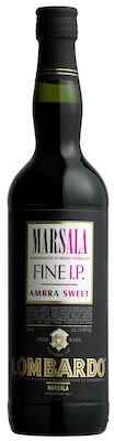 Marsala Fine I.P. Ambra Sweet 75 cl. - Alc. 13% Vol.