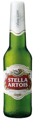 Stella Artois 24x33 cl. btls. - Alc. 5% Vol.
