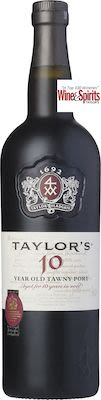 Taylor's 10 Years Old Tawny 75 cl. - Alc. 20% Vol.