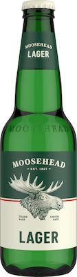Moosehead 24x35 cl. btls. - Alc. 5% Vol. .