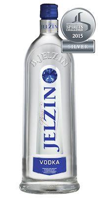 Jelzin Medaille 100 cl. - Alc. 37.5% Vol.