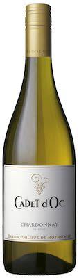 Cadet d'Oc Chardonnay 75 cl. - Alc. 13% Vol.