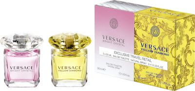 Versace Crystal EdT Twinpack 2x30 ml