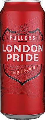 Fuller's London Pride 24x50 cl. cans. - Alc. 5.2% Vol.