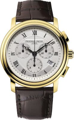 FC Gent's Persuasion Chrono gold