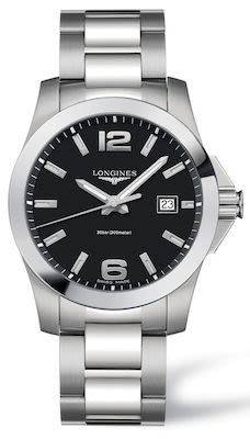 Longines Gent's Conquest Watch