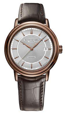 R, Weil Gent's Maestro Watch
