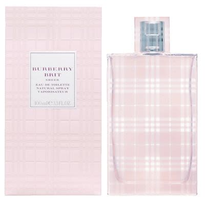 Burberry Brit Sheer EdT 100 ml