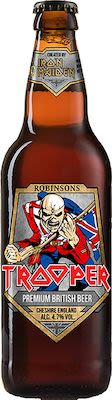 Trooper Iron Maiden 8x50 cl. btls. - Alc. 4.7% Vol.
