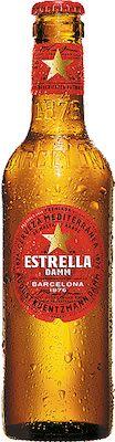 Estrella Damm Barcelona 24x33 cl. btls. - Alc. 4.6% Vol.