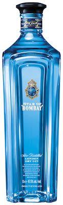 Bombay Star of Bombay 100 cl. - Alc. 47.5% Vol.