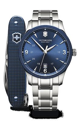 Victorinox Alliance Gent's Watch Set