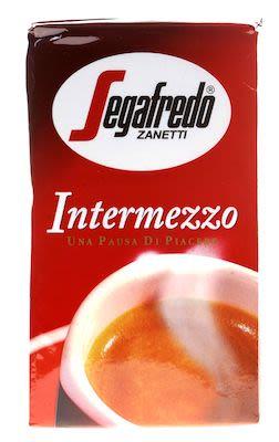 Segafredo Coffee Ground Espresso 250 g