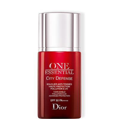 One Essential City Defense Toxin Shield Pollution & UV Advanced Protection SPF 50 PA++++ 30 ml