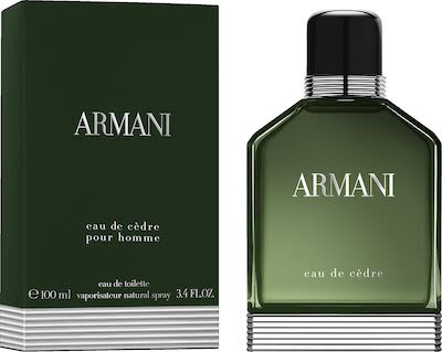 Giorgio Armani Eau de Cedre EdT 100 ml