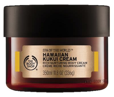 The Body Shop Spa Of The World Hawaiian Kukui Cream 350 ml