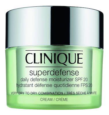 Clinique Superdefense SPF20  Moisturizer Type I/II 50 ml