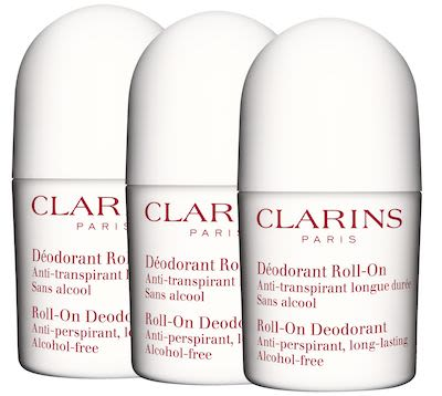 Clarins Deo Roll-on Trio 3x50 ml