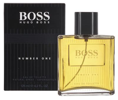 Boss Number One EdT 125 ml