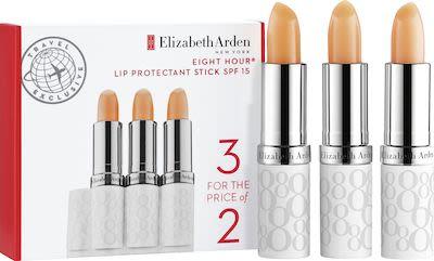 Elizabeth Arden 8-Hour Lip Protectant Stick SPF15 3x3.7 g