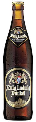 König Ludwig Dark Beer 20x50 cl. btls. - Alc. 5% Vol.