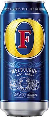 Foster's Export 24x50 cl. cans. - Alc. 5% Vol.
