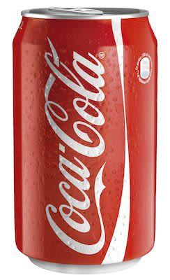 Coca Cola 24x33 cl. cans.