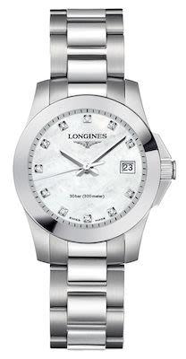 Longines Ladies' Conquest Watch