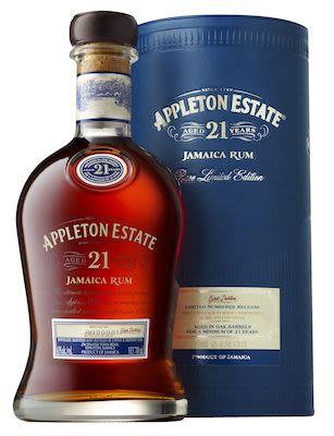 Appleton Estate 21 YO Giftbox 70 cl. - Alc. 43% Vol.