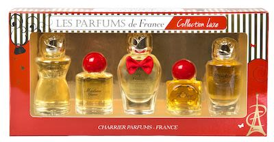 Charrier Les Parfums De FRA Collection Luxe EdP  Gift Set