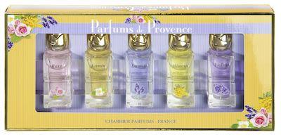 Charrier Parfums De Provence EdT  Gift Set 5x10,8 ml