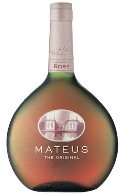 Mateus Semi-Dry Portugal 100 cl. - Alc. 11% Vol.