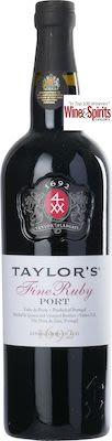 Taylor's Fine Ruby Port 75 cl. - Alc. 20% Vol.