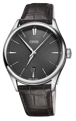 Oris Gent's Artelier Date Watch, Grey