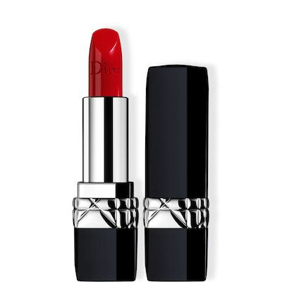 Rouge Dior Couture Colour - From Satin to Matte - Comfort & Wear N°999 3.5 g