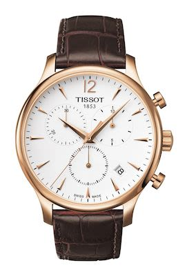 Tissot Gents Tradition Chronograph Watch