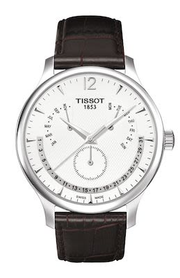 Tissot Gents Tradition Perpetual Calendar Watch