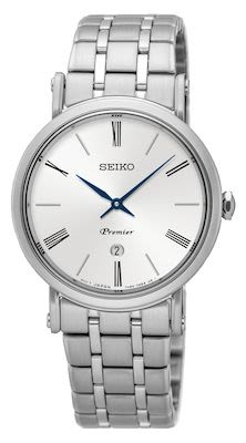 Seiko Ladies' Premier Watch