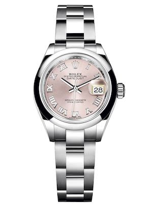 Rolex Ladies Datejust 28 Oyster Perpetual Watch