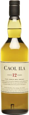 Caol Ila 12 YO Islay Giftbox 100 cl. - Alc. 43% Vol.