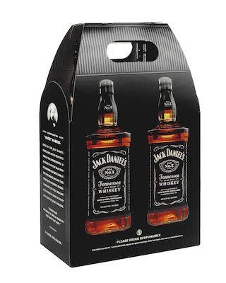 Jack Daniel's Black Label Twinpack 2x100 cl. - Alc. 40% Vol.