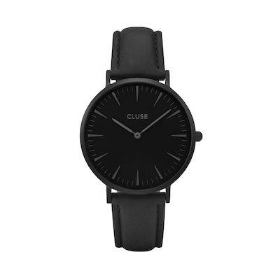 Cluse La Bohème Ladies Watch Full Black